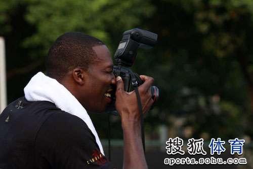 变身摄影师