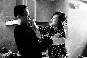 孙红雷在片中很绅士,林熙蕾爱死他