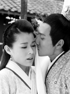 冯绍峰吻得不易