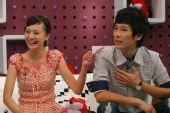图:《一起来看流星雨》 主演做客搜狐―― 3