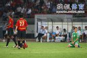 图文:[中超]北京2-2成都 大格很愤怒