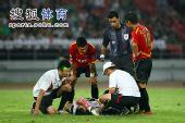 图文:[中超]北京2-2成都 国安球迷表达不满
