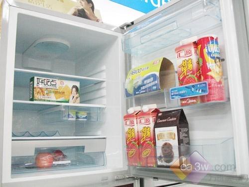 合肥美的电冰箱_美的扩大生产规模拟在合肥创建冰箱基地