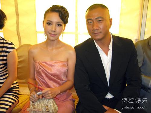 何琳胡军预热 金婚风雨情