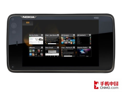600MHz+1G内存 诺基亚N900参数全解析