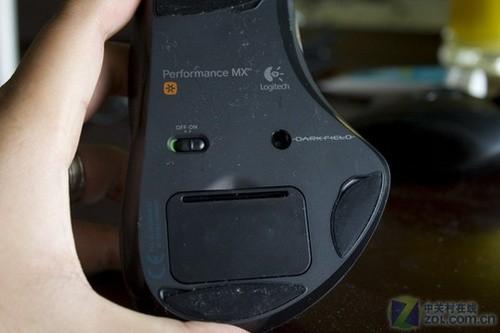次时代激光引擎 罗技新款鼠标实物曝光