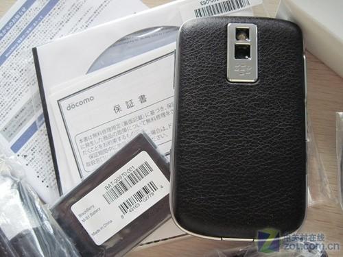 顶级商务手机再现身 黑莓9000日版到货