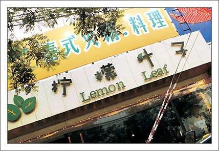 吴奇隆――柠檬叶子