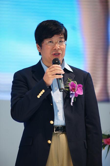 沃达丰(中国)总经理 夏浩博士