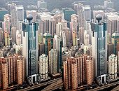 香港3D立体地图