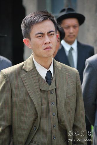 图:电视剧《民国往事》精彩剧照―― 95