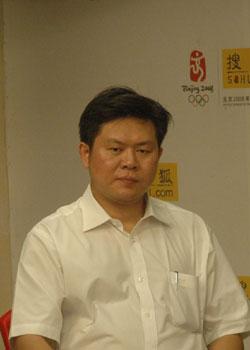 北京环境交易所总经理梅德文