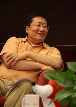 国环保协会中国项目负责人张建宇
