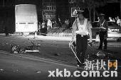 女子驾车失魂撞死3人连夺4命 速度远超80码(图)