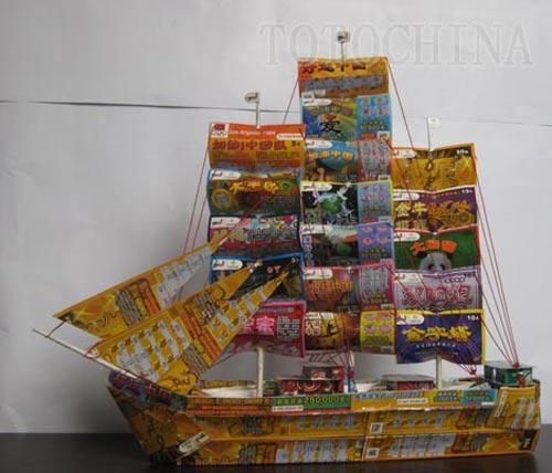 幼儿折纸作品展示墙布置图片