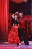 图:《舞林大会》第九场 李晓峰斗牛舞
