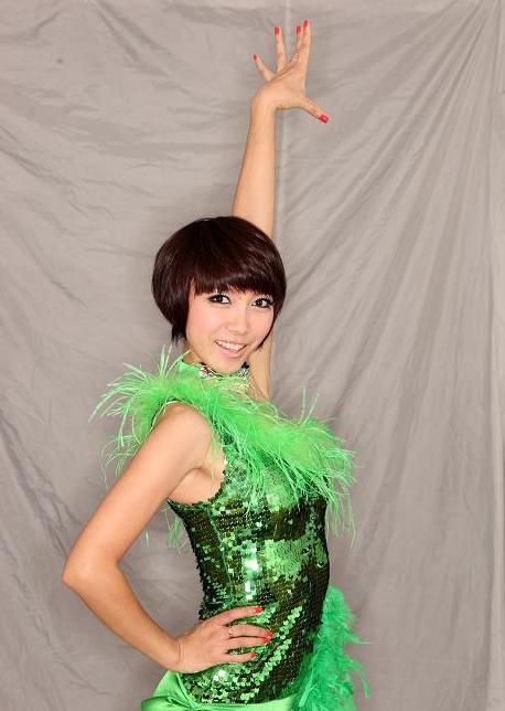 《舞林大会3》第十期 东南卫视主持人管艺