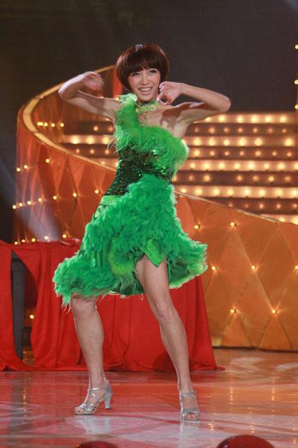 图:《舞林大会》第三季 全能舞后管艺