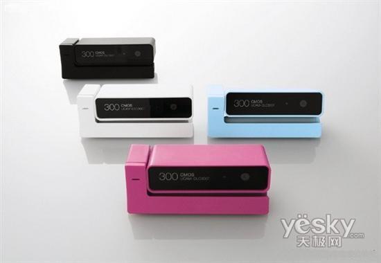 绚丽多彩 Elecom发布新款笔记本专用摄像头