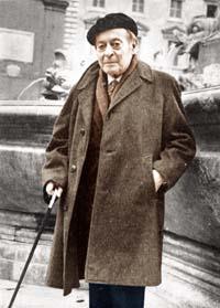 意大利作家马里奥-帕兹Mario Praz