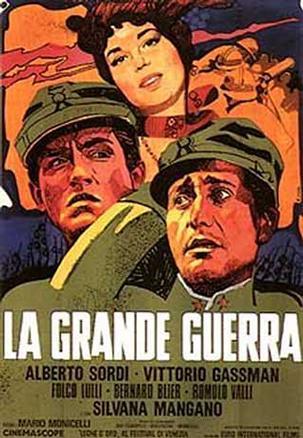 马里奥-莫尼切利的《大战争》