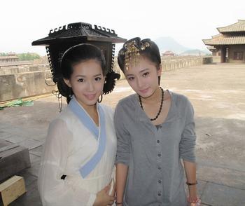 苏青和杨幂