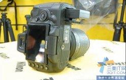 摄影爱好者首选 尼康D5000套机5900元