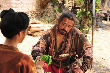 姜武在《我的唐朝兄弟》中