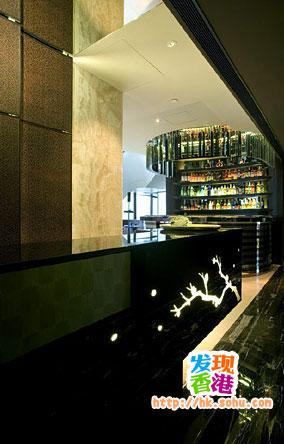 兰桂坊Azure酒吧