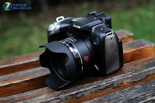 20倍光变高清视频拍摄 佳能SX20到站图赏