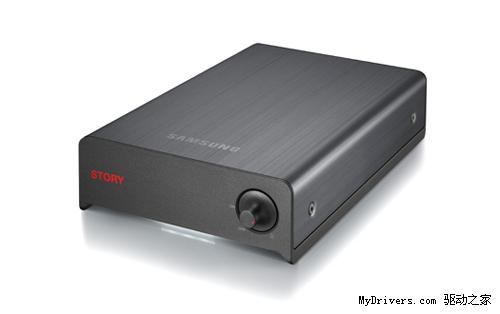 三星推出2TB外置3.5英寸移动硬盘