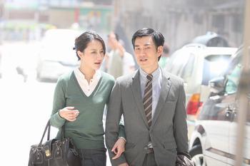 韩雨芹、任贤齐演情侣