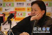图文:[中超]北京1-0陕西 赛后若有所思