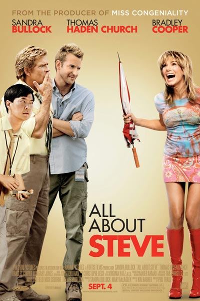 《关于史蒂夫的一切》