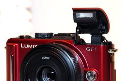 时尚大秀 松下M4/3系统新品GF1实物亮相