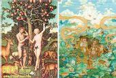 藏族创世之谜 古老的魔女神猴造人说