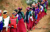 缅甸人婚俗 先同居后结婚