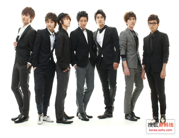 SJ-M第二张专辑造型公开