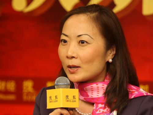摩根大通中国证券和大宗商品主席李晶