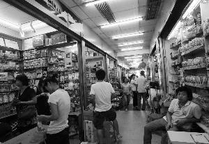 广州进口零食存隐患