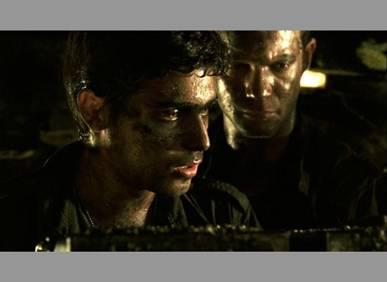 《黎巴嫩》中,四个主角之间缺乏戏剧冲突使影片大打折扣。