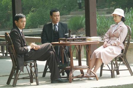 (左到右)李光洁、廖凡、秦海璐