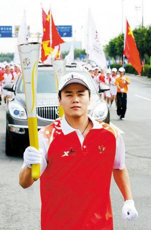 奥运冠军胡佳
