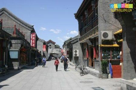 琉璃厂古文化街