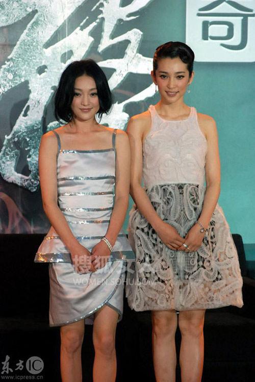 上海电影节,《风声》发布会