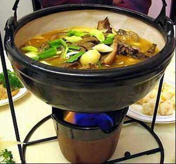 鹿茸三珍汤