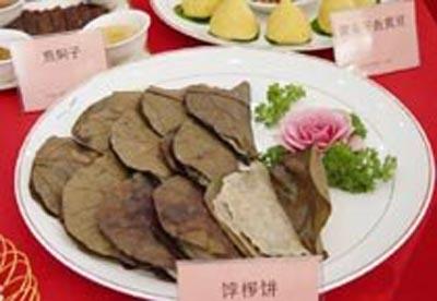 长城饽椤饼