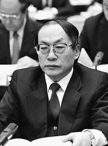 铁道部部长 刘志军