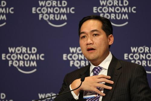 印度尼西亚投资协调署主席Lutfi先生 搜狐-崔萌/摄