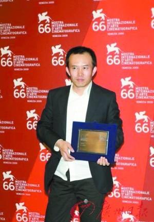 地平线单元最佳纪录片《1428》的导演杜海滨